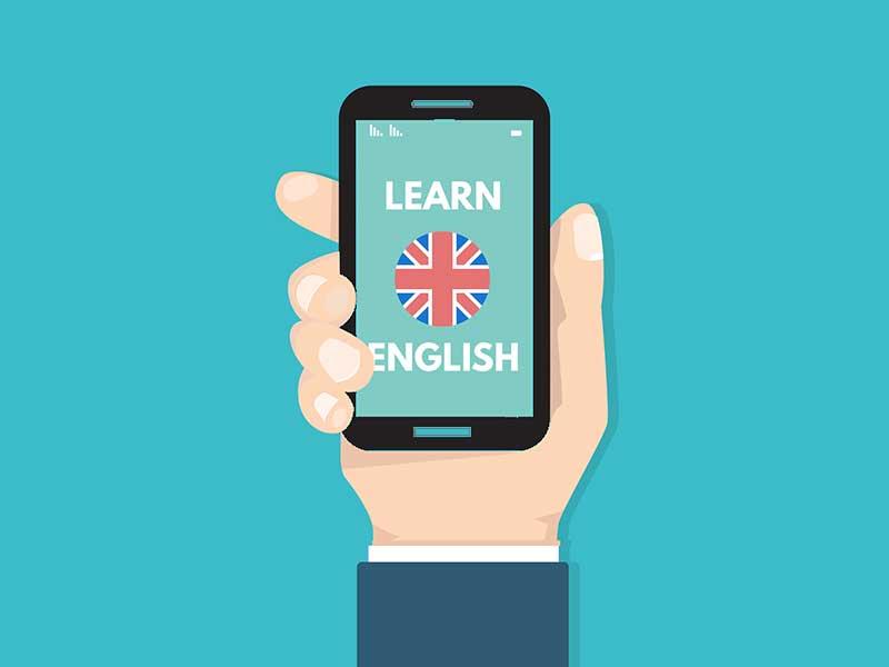 Practicar el inglés
